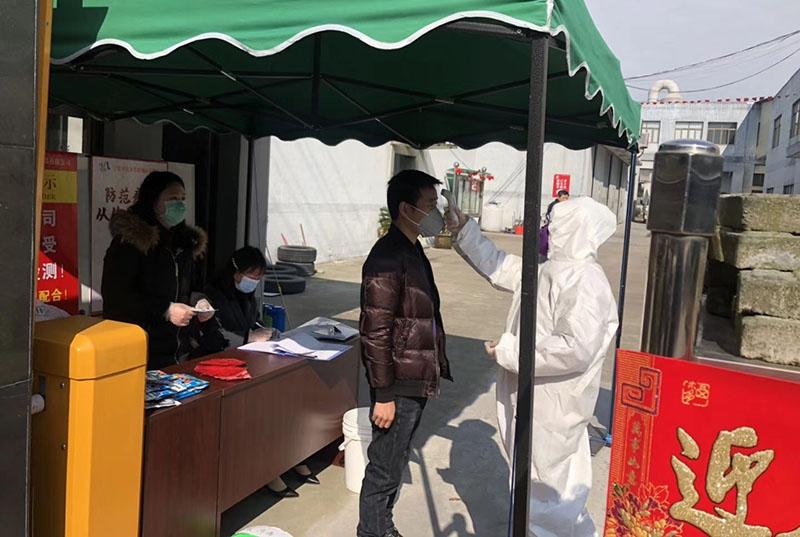 宜木塑料:抗击疫情,共克时艰!