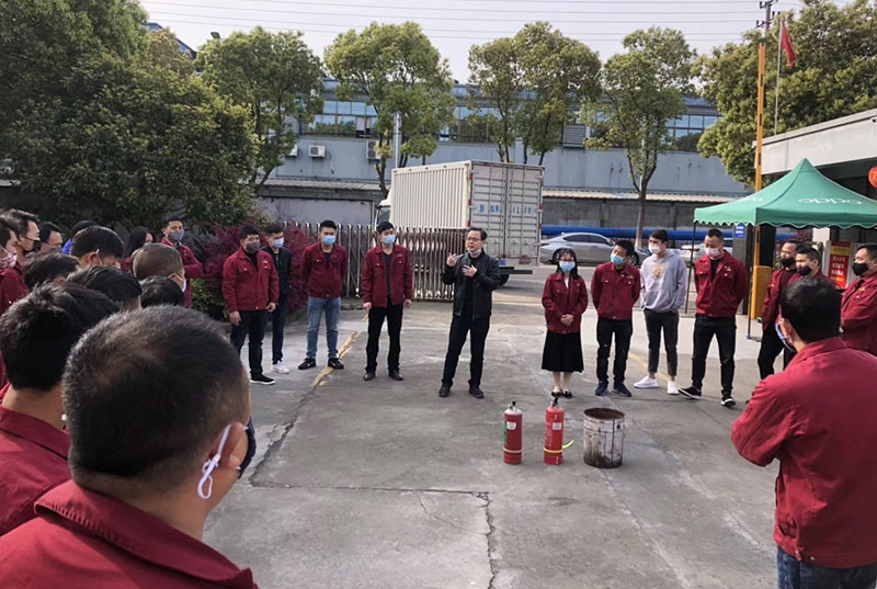 宜木塑料:消防安全常识培训内容